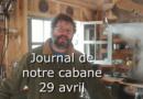 vidéo journal 29 avril 2018