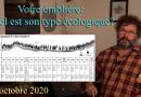 vidéo type écologique