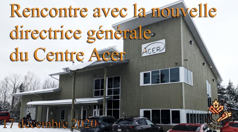 vidéo DG centre Acer