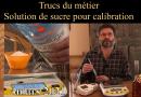 vidéo trucs du métier solution calibration